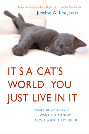 It's a Cat's World . . . You Just Live in It
