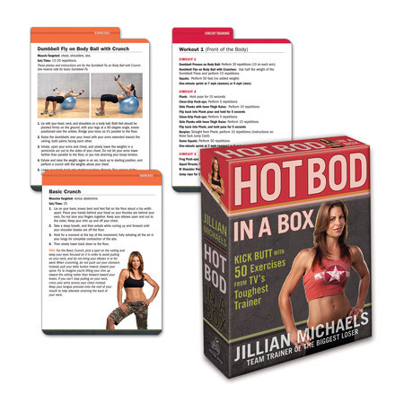 Jillian Michaels Hot Bod in a Box by