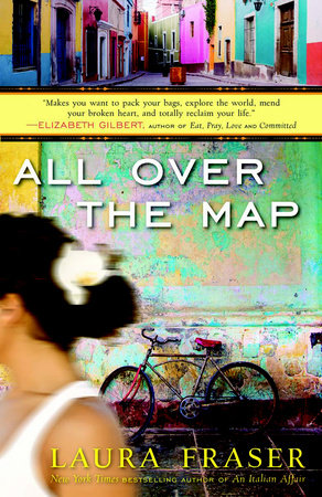 All Over the Map by