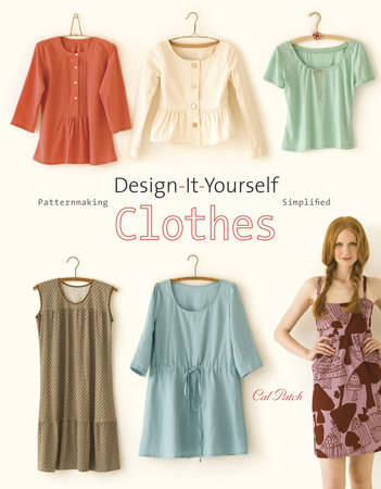 Design-It-Yourself Clothes by