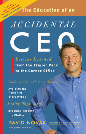 The Education of an Accidental CEO by