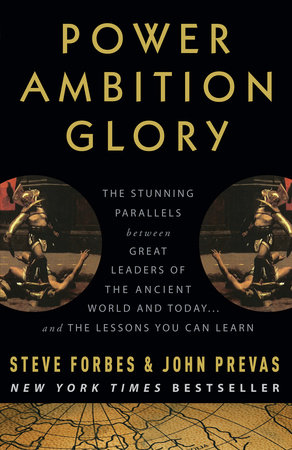 Power Ambition Glory by