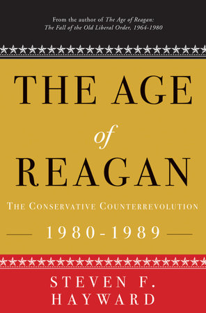 The Age of Reagan: The Conservative Counterrevolution by