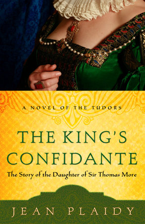 The King's Confidante by Jean Plaidy