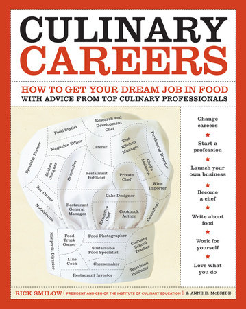 Culinary Careers by Rick Smilow and Anne E. McBride
