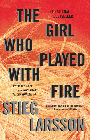The Girl Who Played with Fire by