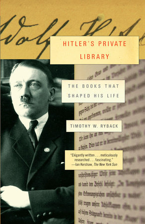 Image result for Hitler's Private Library