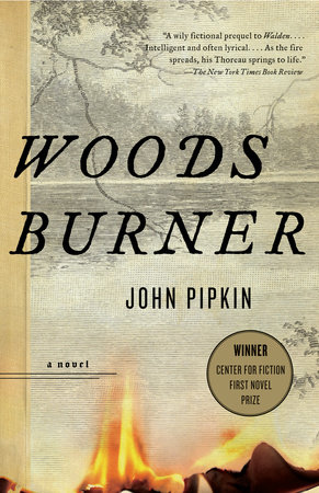 Woodsburner by John Pipkin