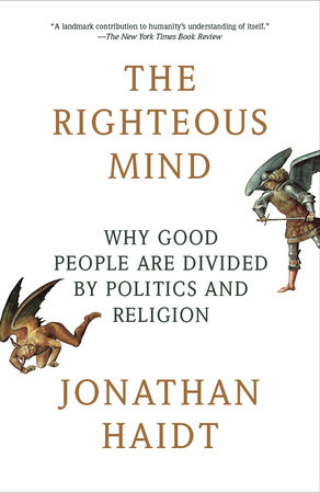 The Righteous Mind by