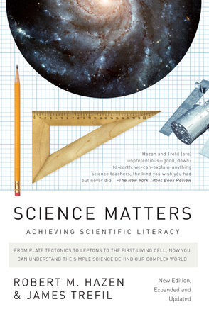 Science Matters by James Trefil and Robert M. Hazen