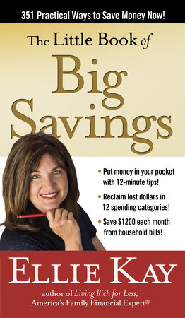 The Little Book of Big Savings by Ellie Kay