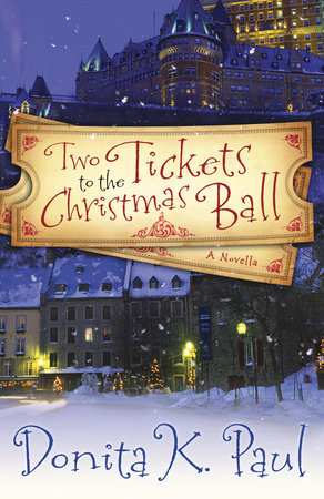 Two Tickets to the Christmas Ball by