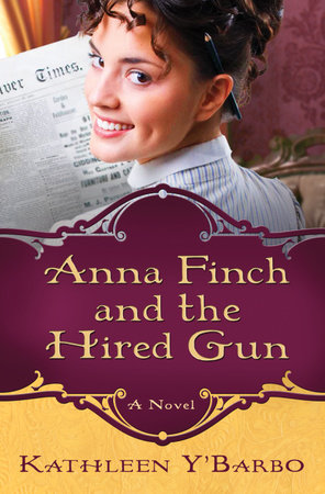 Anna Finch and the Hired Gun by