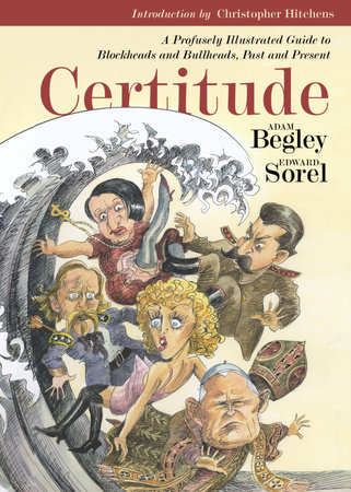 Certitude by Adam Begley