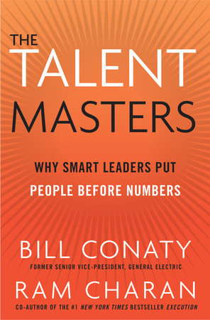 The Talent Masters by Ram Charan and Bill Conaty