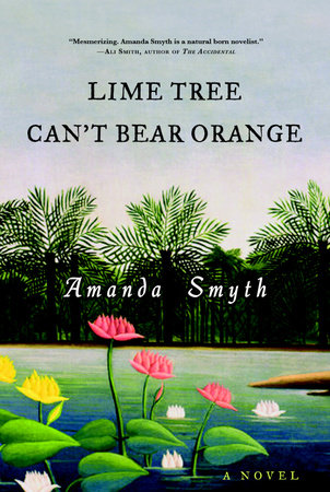 Lime Tree Can't Bear Orange