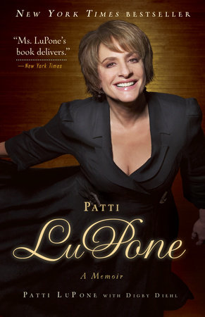 Patti LuPone by