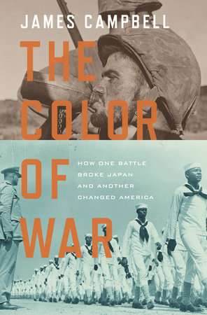 The Color of War book cover