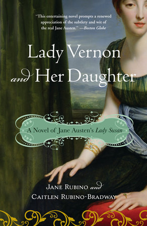 Lady Vernon and Her Daughter by