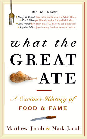 What the Great Ate by