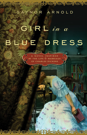 Girl in a Blue Dress by