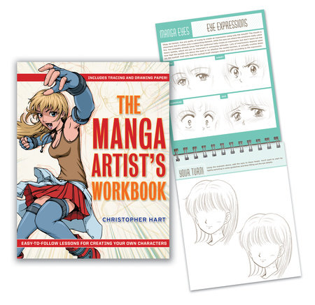 The Manga Artist's Workbook by
