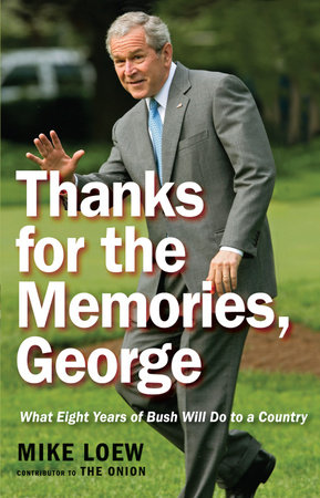 Thanks for the Memories, George