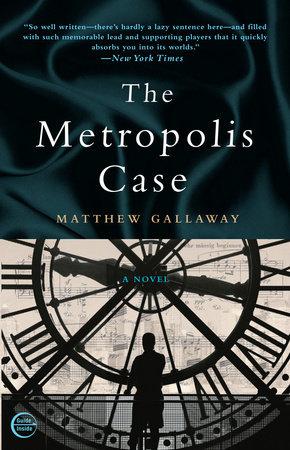 The Metropolis Case by