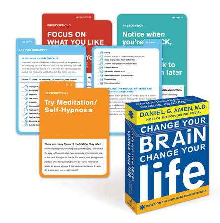 Change Your Brain, Change Your Life Deck by