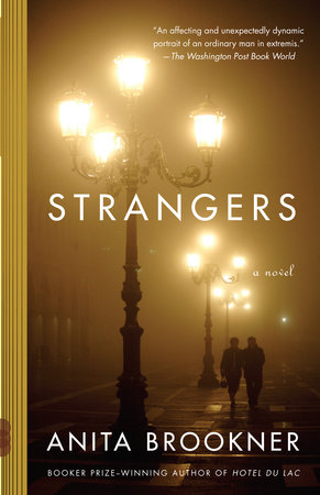 Strangers by Anita Brookner