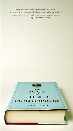The Book of Dead Philosophers by