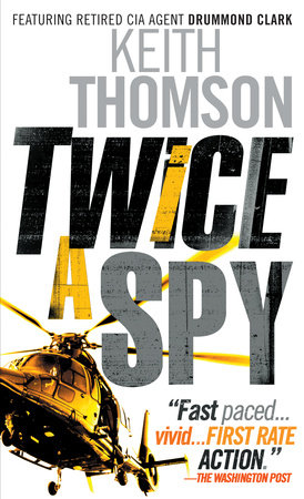 Twice a Spy by