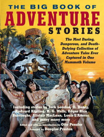 The Big Book of Adventure Stories by