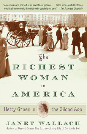 The Richest Woman in America by