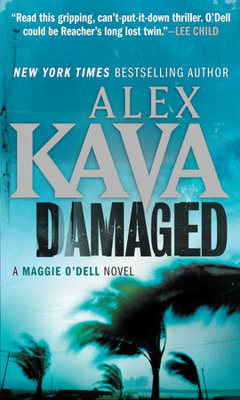 Damaged by Alex Kava