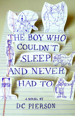 The Boy Who Couldn't Sleep and Never Had To by