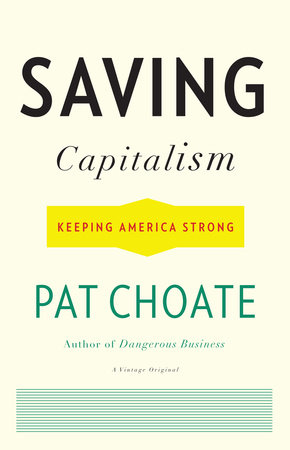 Saving Capitalism by