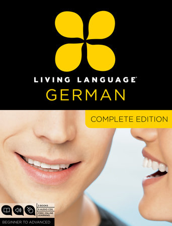 Living Language German, Complete Edition by