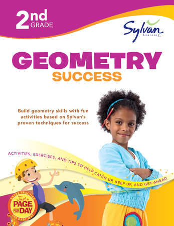 Second Grade Geometry Success (Sylvan Workbooks) by