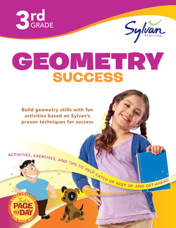Third Grade Geometry Success (Sylvan Workbooks) by