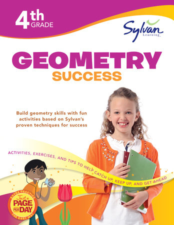 Fourth Grade Geometry Success (Sylvan Workbooks) by