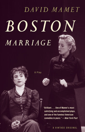 Boston Marriage by