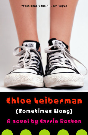 Chloe Leiberman (Sometimes Wong) by
