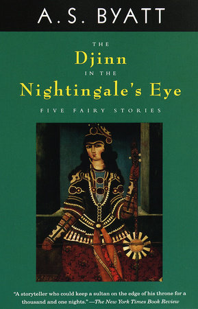 The Djinn in the Nightingale's Eye by