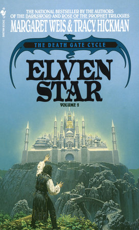 Elven Star by Tracy Hickman and Margaret Weis