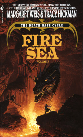 Fire Sea by Margaret Weis and Tracy Hickman