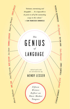 The Genius of Language