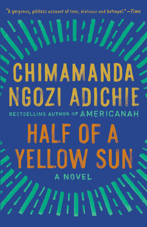 Half of a Yellow Sun by