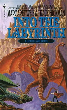 Into the Labyrinth by Tracy Hickman and Margaret Weis