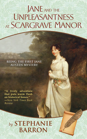Jane and the Unpleasantness at Scargrave Manor by